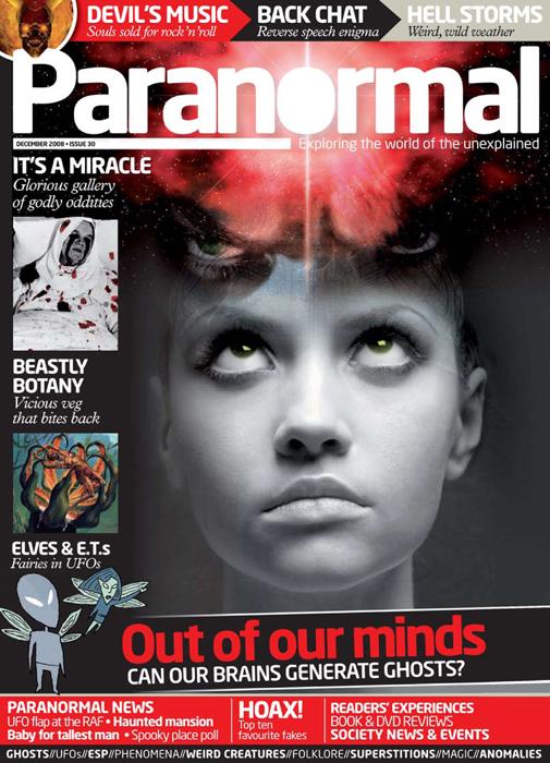 Paranormal Magazine Pdf