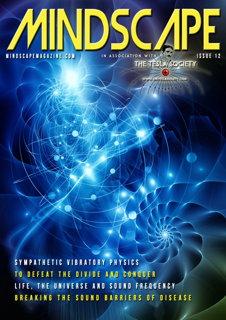 Mindscape Issue 12 Final Cover